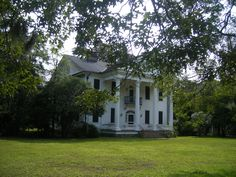 Old Southern Mansion in S.C.
