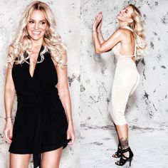 Dara Rolins Jumpsuit, Dresses, Fashion, Overalls, Vestidos, Moda, Fashion Styles, Jumpsuits, Catsuit