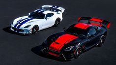 Dodge announces end of Viper production on model's 25th anniversary