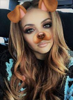 Jesy nelson dog filter