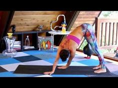 Free Yoga Class: Balance & Flow with Tamara Levinson-Campos - YouTube