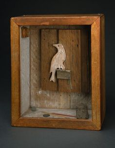 Joseph Cornell / Untitled (Bird)