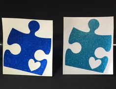 Autism Awareness | Autism Decal | Autism Mom | Autism Awareness Decal | Autism Car Decal by LDSmithCreations on Etsy https://www.etsy.com/listing/505861890/autism-awareness-autism-decal-autism-mom Tap the link to check out fidgets and sensory toys! Happy Hands Toys!
