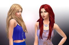 My Stuff : Enchanted Hairstyle.