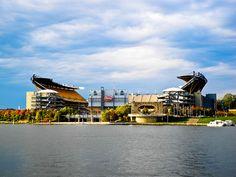 Heinz Field Pittsburgh, PA.