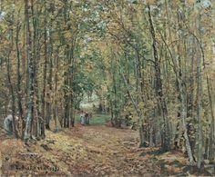 El bosque de Marly