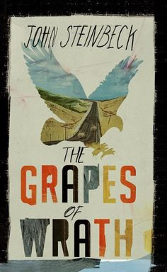 Fishpond Australia, The Grapes of Wrath by John Steinbeck. Buy Books online: The Grapes of Wrath, ISBN John Steinbeck Book Cover Art, Book Cover Design, Penguin Publishing, Grapes Of Wrath, Buch Design, Poster Design, Vintage Book Covers, Beautiful Book Covers, Illustration