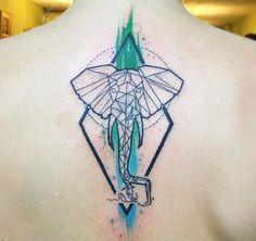 51 Exceptional Elephant Tattoo Designs & Ideas
