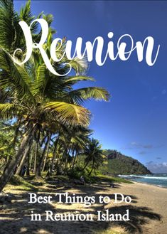 (Africa) Your Reunion Island tours will reveal crystal-clear lagoons black volcanic-sand beaches panoramas of towering mountains canyons and emerald forests. Travel Guides, Travel Tips, Travel Advice, Island Tour, Maurice, Worldwide Travel, Africa Travel, France Travel, Solo Travel