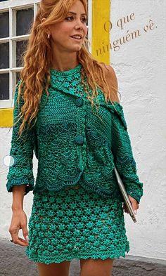 Vanessa Montoro, Crochet Fashion, You Are Special, Mariana, Vestidos, Curve Dresses