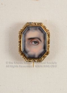 Timothy Ruggles' green eye portrait miniature brooch attributed to John Wood Dodge, 1834 Lovers Eyes, Eye Sketch, Miniature Portraits, Mourning Jewelry, Eye Jewelry, Memorial Jewelry, Eye Photography, Eye Shapes, Eye Art