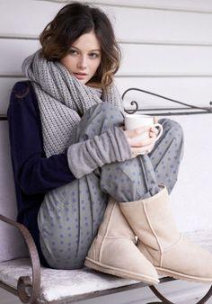 Cozy coffee mornings