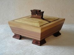 Exotic Wood Boxes Jewelry, Watch, Eyeglass, Keys and Remote Control Storage Boxes . I had no intention of ever building boxes until realizing not only is it fundamental to all woodworking but is also. Small Wood Box, Live Edge Furniture, Woodworking Box, Wooden Jewelry Boxes, Wood Boxes, Keepsake Boxes, Storage Boxes, Man Cave, Design Art