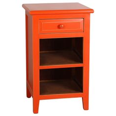 Porthos Home Xander 26-inch Wooden Side Table