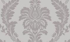 Tapet hartie gri floral MJ-01-08-0 Majestic Mj, Tapestry, Flooring, Rugs, Elegant, Floral, Design, Home Decor, Hanging Tapestry