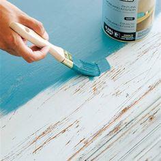 Cómo pintar un mueble vintage paso a paso Sardinia, Handmade Home, Vintage Colors, Painting Techniques, Diy Painting, Chalk Paint, Home Deco, Decoration, Ideas Para
