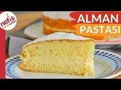Pratik Alman Pastası Tarifi (videolu) – Nefis Yemek Tarifleri Vanilla Cake, Tiramisu, Muffin, Food And Drink, Yummy Food, Cookies, Baking, Sweet, Desserts