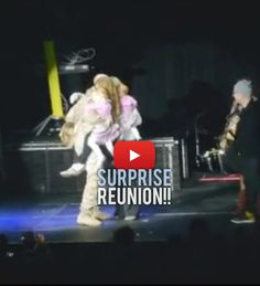Watch this #military family's epic surprise during a #TobyMac concert!