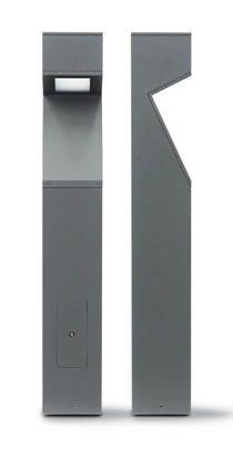 Каталог продукции Simes S.p.A. luce per l'architettura - Тип СТОЛБИКИ - Модель MOAI - S.6160W
