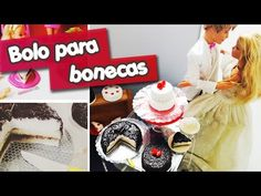 Como fazer sorvete (picolé) para Barbie, Monster High, EAH etc - YouTube