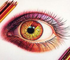 plantillas para tatuajes de ojos