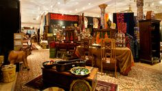 The Nomads Tent: A Warehouse of Tribal Art in Edinburgh Shop and Exhibition Space ur shop is down towards the end of the cobbles of St Leonard's Lane, as. Contemporary Rugs, Tribal Art, Southeast Asia, Edinburgh, Warehouse, Galleries, Tent, Shops, Ideas