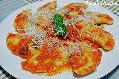 Ravioli e tortellini: 10 ricette vegetariane e vegane per la pasta ripiena