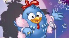 Resultado de imagen para personajes de la gallinita pintadita