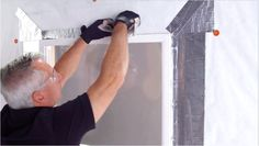 One of the 'official' Best Practice window installation methods