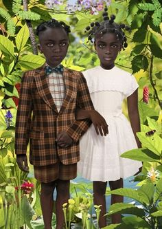 Inspiration: Ruud van Empel on Recreating Reality