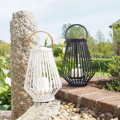 Beautiful range of candle lanterns for your home and garden. Including stainless steel, sustainable wood and bamboo lanterns. Garden Candle Lanterns, Home Candles, Hanging Chair, Garden Furniture, Bamboo, This Is Us, Home And Garden, Metal, Wood