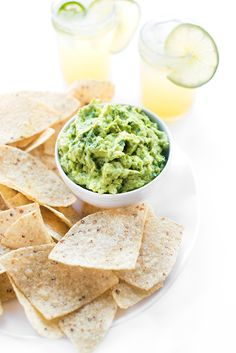 Perfect Guacamole Recipe - The Lemon Bowl®