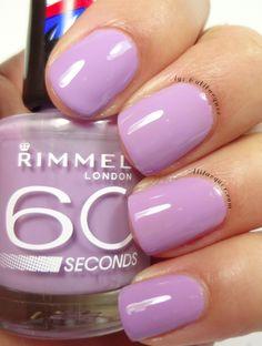 Rimmel 60 Seconds Sweet Lavender