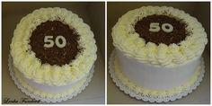 HARLEKÝN Cream Cake, Cakes, Custard Cake, Cream Pie, Cake Makers, Kuchen, Cake, Pastries, Cookies