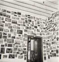 interior of Frida Kahlo's home