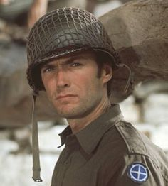 Clint Eastwood - Kelly's Heroes.