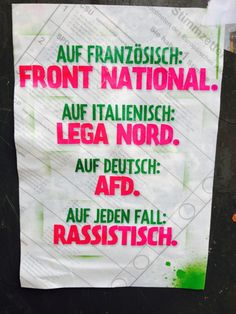 After-WAHL Revaler Str_Anouk http://www.notesofberlin.com/2014/05/nach-wahl.html