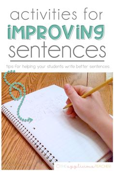 Writing Lessons, Writing Resources, Teaching Writing, Teaching Tips, Writing Skills, Writing Ideas, Kindergarten Writing, Writing Process, Writing Websites