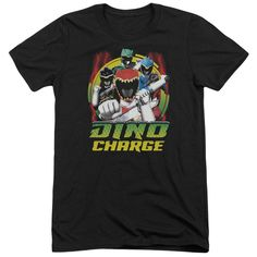"""Checkout our #LicensedGear products FREE SHIPPING + 10% OFF Coupon Code """"Official"""" Power Rangers / Dino Lightning-short Sleeve Adult Tri-blend - Power Rangers / Dino Lightning-short Sleeve Adult Tri-blend - Price: $44.99. Buy now at https://officiallylicensedgear.com/power-rangers-dino-lightning-short-sleeve-adult-tri-blend"""