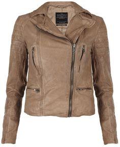 Hardy Leather Jacket thestylecure.com