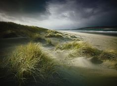 Julian Calverley / Isle of Harris by Lisa Pritchard Agency, via Behance
