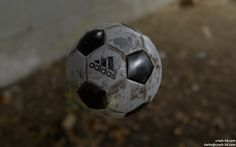 ArtStation - Soccer Ball, Darko Miladinovikj