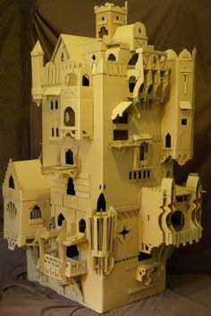 Original, Beautiful and Functional Castles for your Rats, Ferrets, Mice, Gerbils, Cats, Dogs