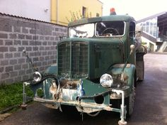 Steyr, Blitz, Busse, Barn Finds, Old Trucks, Photographs, History, Nice, Vehicles