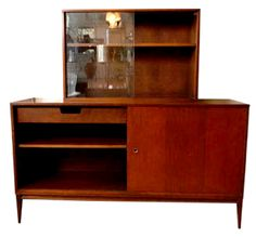 Paul McCobb console cabinet - $3200.