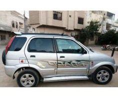 Daihatsu Prado 1300 cc Water Dropping Engine New Tyre for Sale In Karachi