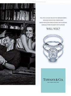 """Will you? Adv.camp. by photographer Peter Lindbergh, he said the campaign intended to capture """"a moment in time when couples experience an intimate connection"""""""
