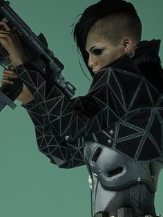 Polyguns by Dead End Thrills Deus Ex: Human Revolution (Eidos Montreal, 2011). View more