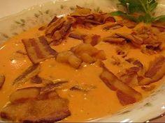 """Betty's """"Souper"""" Tomato Soup"""