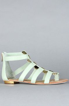 The Cyprus Sandal in Mint by Dolce Vita! Get 20% off using rep code: sammie20 @ Karmaloop.com!